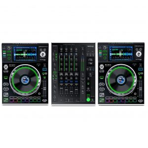 Denon prime dj set SC5000 + X1800 huren
