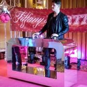 Zilveren DJ Booth